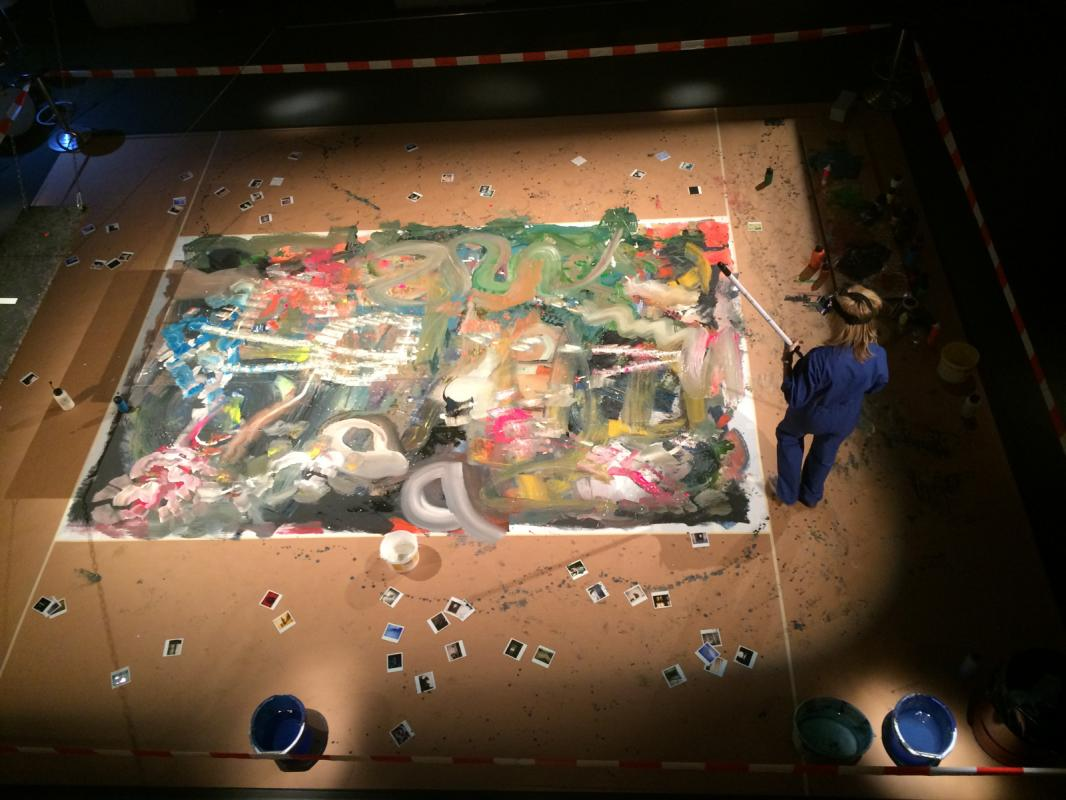 2015 Painting Performance
