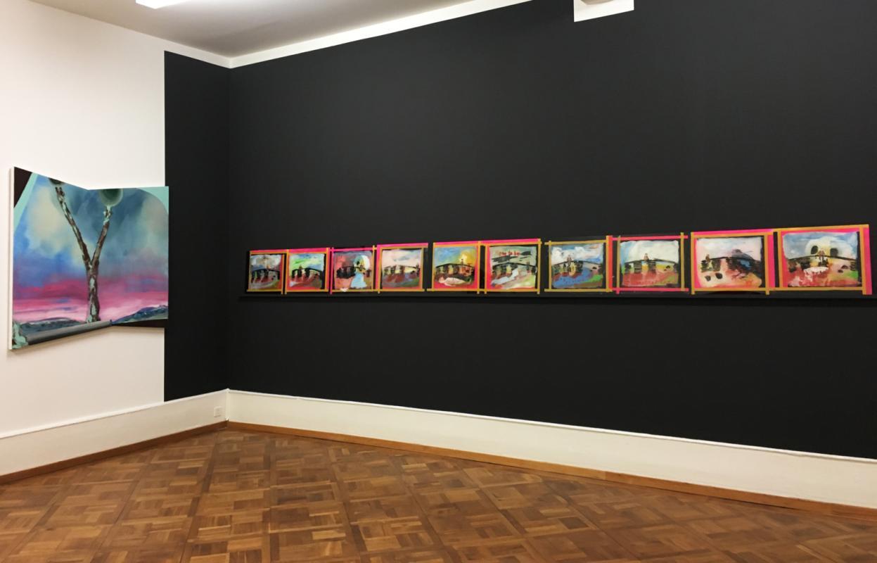 2018 Solo show Kunsthaus Pasquart  /  6 images